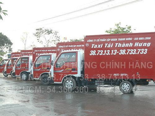 Dịch vụ chuyển nhà, chuyển văn phòng trọn gói Taxi tải Thành Hưng – 18000033