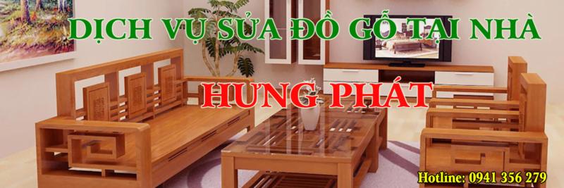 Dịch vụ sửa đồ gỗ Hưng Phát