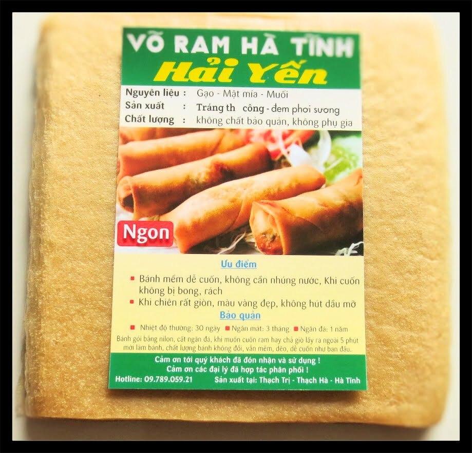 Vỏ ram Hà Tĩnh shop Hải Yến