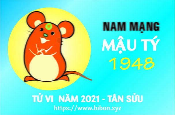 TỬ VI NĂM 2021 TUỔI 1948 NAM MẠNG